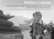 Monlam in Labrang